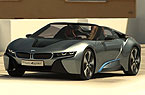 BMW i8 sair� somente em vers�o h�brida, conhe�a