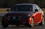 Luxoso e esportivo, Lexus IS250 chega ao Brasil