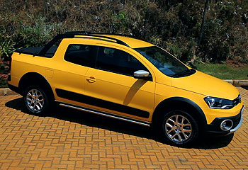 Volkswagen Saveiro Cross CD