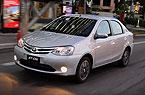 Toyota lan�a o Etios 2015; confira as novidades
