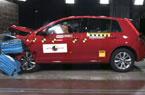 Volkswagen Golf recebe nota m�xima em teste do Latin NCAP