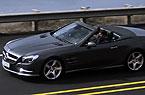 Mercedes-Benz SL400 chega ao Brasil por R$ 570 mil