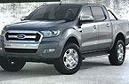 Ford divulga primeira imagem e v�deo da nova Ranger