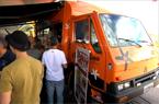 Food Trucks ganham for�a no pa�s