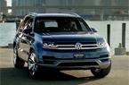 Volkswagen trabalha em uma vers�o de sete lugares para o pr�ximo Tiguan