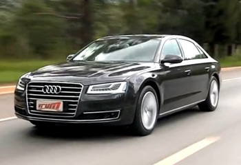 Teste: Audi A8L