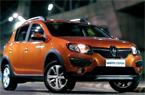 Renault trabalha em versão esportiva do Sandero