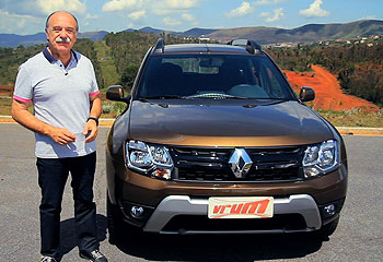 Teste: Renault Duster