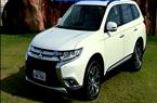 Mitsubishi Outlander chega ao Brasil renovado