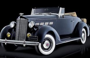 Packard 120 conversível cupê 1937