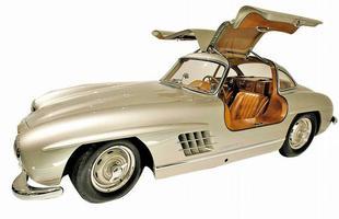 Mercedes-Benz 300 SL - 'Asa de Gaivota' (1954-1957)