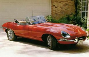 Jaguar E-Type Roadster (1968-1974)