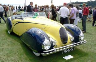 Talbot-Lago Fogoni-Falaschi (1937-1939)