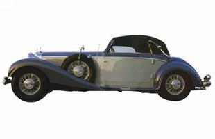 Mercedes 540K Special Roadster (1936-1939)