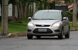 Novo Ford Focus hatch