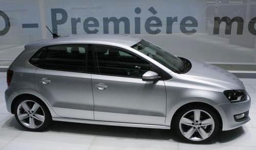 Volkswagen Polo quinta geração
