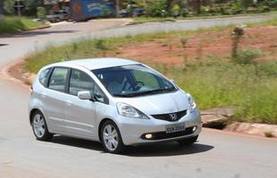 Honda Fit EXL 1.5 flex