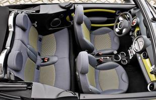 Mini Cooper S Cabriolet