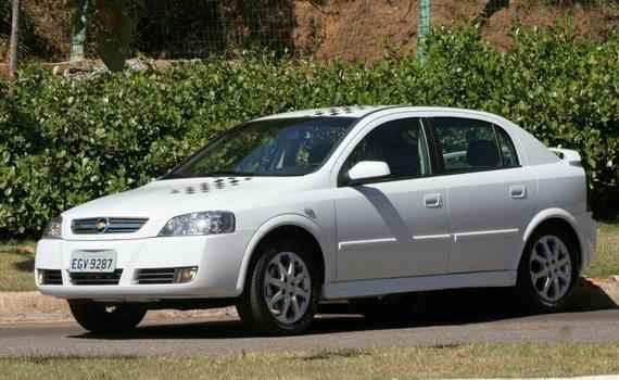 Preço inicial do Astra: R$ 44.389