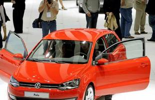 VW Polo produzido na Europa