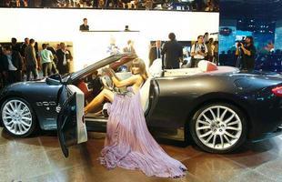 Maserati Grand Cabrio conversível modelo 2010