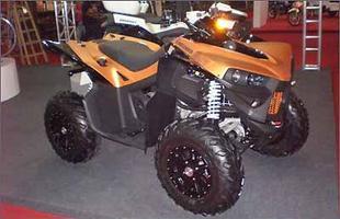 Cectek Quadriciclo Kingcobra 500 EFI