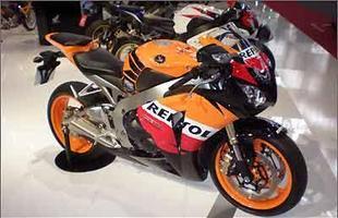 Honda CBR 1000RR Race Réplica