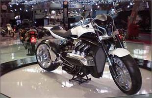 Honda Concept EVO 6
