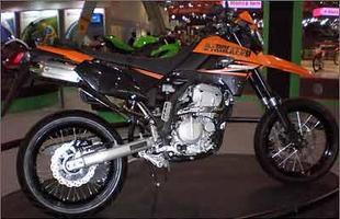 Kawasaki D Tracker 250 Motard