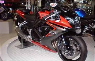 Suzuki GSX R 750 2010