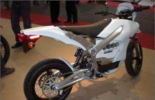 Moto Zero elétrica