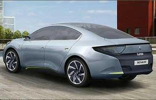 O Fluence EV conceito será lançado como versão de produção em 2011
