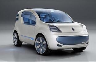 Versão de rua do Kangoo Z.E. conceito irá ser fabricada também na França, em Maubege