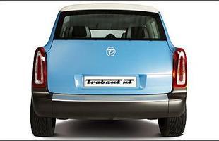 O Trabi - apelido do Trabant - jamais foi feito em versão hatch