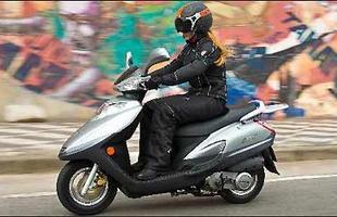 Smart 125 é o primeiro scooter da Dafra e parte de R$ 6.190
