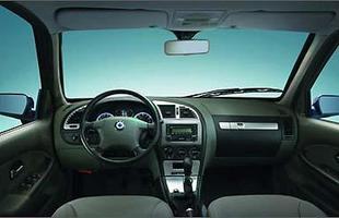 Interior foi doado do Citroën Xsara