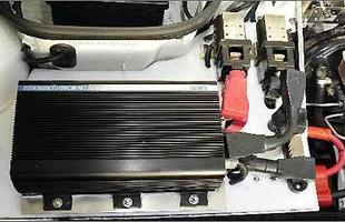 Motor elétrico tem 71 cv de potência de pico, usada nas arrancadas, e 20,3 cv de potência nominal, para as demais situações