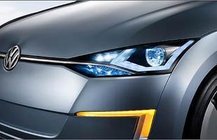 Luzes de neblina em LEDs: estilo semelhante a linha Up! de novos compactos