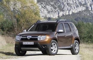 O Dacia Duster será produzido no Paraná a partir de 2011