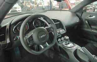 Audi R8 - Bienal do Automóvel