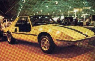 O Adamo foi apresentado originalmente no Salão do Automóvel de São Paulo de 1972