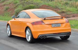 Os modelos A3 TT 'S' começam a ser vendidos no Brasil