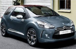 O hacth premium DS3 é a aposta da nova linha de luxo da Citroën