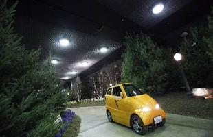 O Tango da Commuter Car é testado no 'EcoXperience'