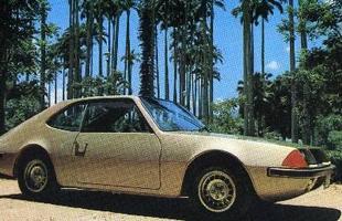 A primeira versão de 1978 tinha uma traseira em queda pronunciada