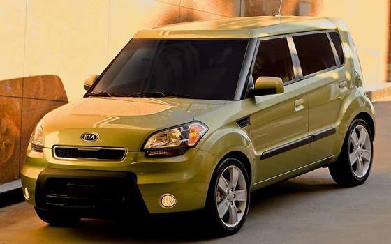 O Kia Soul será o primeiro modelo flex da Kia, com lançamento agendado para outubro