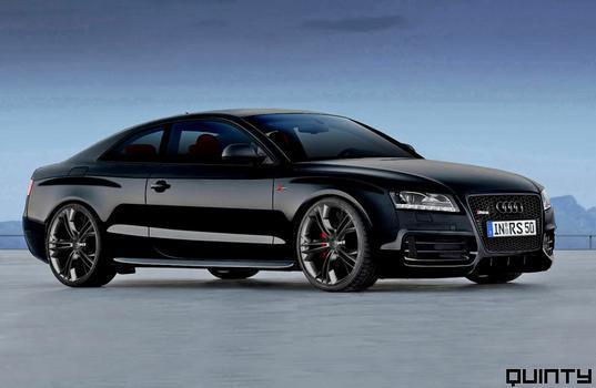 O Audi RS5, que será apresentado no Salão de Genebra, em março próximo, virá para o Brasil