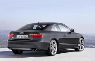 Já o S5 com um V6 3.0 biturbo de 337 cv de potência talvez venha em 2010
