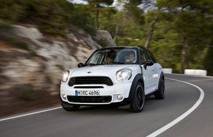 A marca britânica afirma que o carro manteve a dirigibilidade de um kart, como os demais modelos da linha Mini