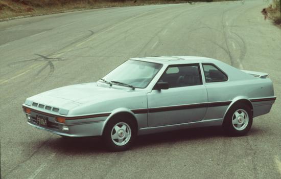 Em 1989 o fabricante lançou o Quadro, que tinha tração e motor dianteiro - Farus/Divulgação
